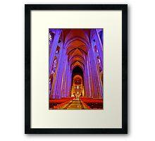 St. John the Divine Framed Print
