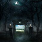PORTAL OF DAY by RamsayGee
