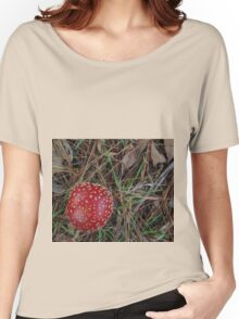 Fairy Toadstool  Women's Relaxed Fit T-Shirt