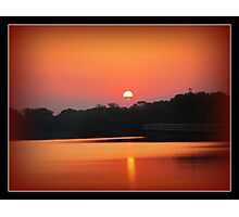 Early Morning Sun Photographic Print