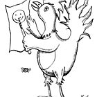 Cock a Doodle Drew by Kerina Strevens