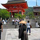 Kyoto: Otowa-san Kiyomizu-dera temple (音羽山清水寺) by serepink