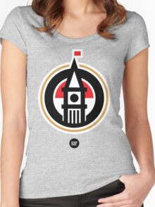 BBG019 — Tower Women's Fitted Scoop T-Shirt