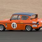 Ford Anglia 105E by Willie Jackson