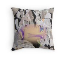 Feeling the pressure....... Throw Pillow