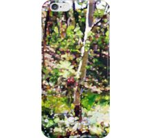 Neville forest iPhone Case/Skin