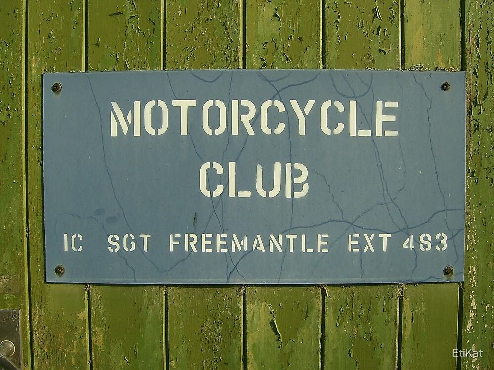 Motorcycle Club by EtiKat