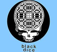 Black Dice / Grateful Dead Steal Your Face  by drewgillespie