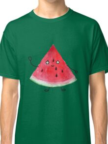 Super friendly watermelon Classic T-Shirt