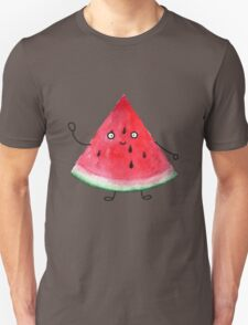 Super friendly watermelon Unisex T-Shirt