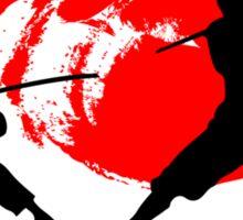 Ninjas Sticker