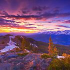 Cottonwood Pass, Colorado by Ryan Wright