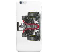 MP4-30 iPhone Case/Skin