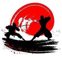 Ninjas by Emir Simsek