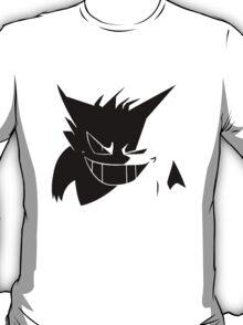 Gengar Silhouette T-Shirt
