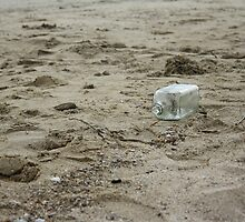 Bottle from the sea... by Agatha Castro