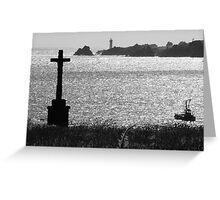 OUESSANT Greeting Card