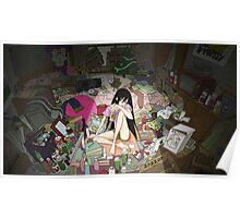 Hikikomori 4 Life Poster