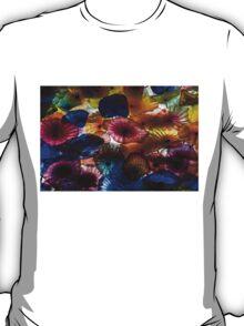 Sea Flowers and Mermaid Gardens - Take 2 - Horizontal T-Shirt