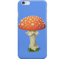 Colorful Mushroom iPhone Case/Skin