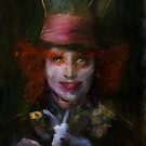 Mad Hatter by phatpuppy