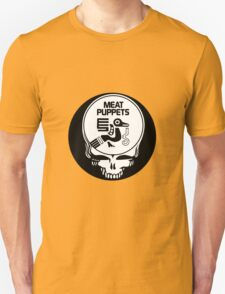Meat Puppets / Grateful Dead Steal Your Face  T-Shirt