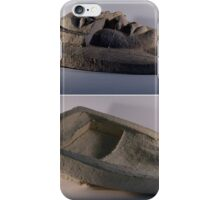 Veil not to see iPhone Case/Skin