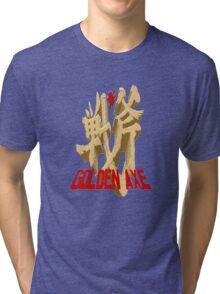 Golden Axe Tri-blend T-Shirt