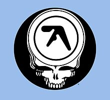 Aphex Twin / Grateful Dead Steal Your Face  by drewgillespie