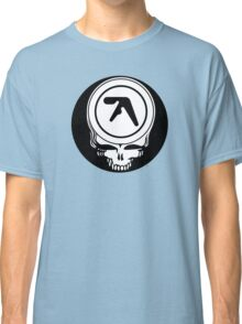 Aphex Twin / Grateful Dead Steal Your Face  Classic T-Shirt
