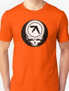Aphex Twin / Grateful Dead Steal Your Face  T-Shirt