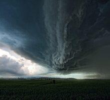 Storm clouds by Stevacek