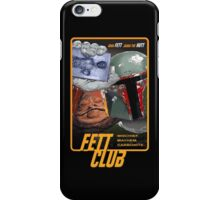 Fett Club (Orig.) iPhone Case/Skin