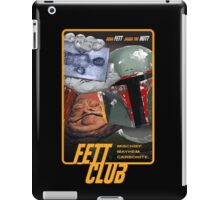 Fett Club (Orig.) iPad Case/Skin
