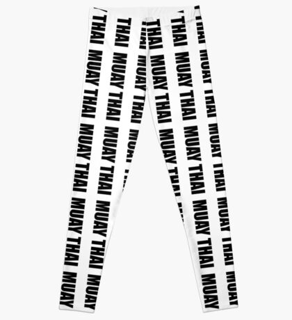 Muay Thai Leggings