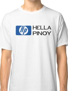 HP Hella Pinoy Classic T-Shirt