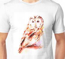 Strix aluco Unisex T-Shirt
