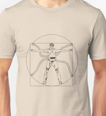 Dr Octopus - The Octavian Man Unisex T-Shirt