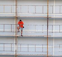 Workers by Angela Strati