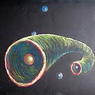 The Birthing of the planets. by ejameson