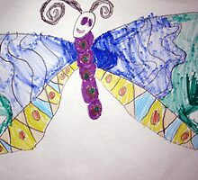 Butterfly Rainbow by zoeprincess