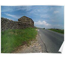 The Road to Keld Poster