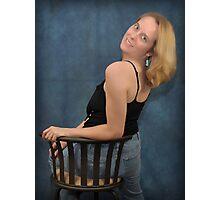 Previous avatar- edited Photographic Print