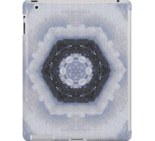 Sea Through Mirrors (Cross Stitch) iPad Case/Skin
