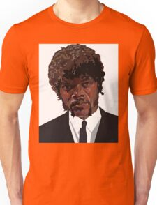 SAMUEL L. JACKSON PULP FICTION GRAPHIC TSHIRT Unisex T-Shirt