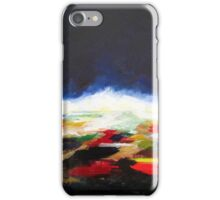 Over the horizon iPhone Case/Skin