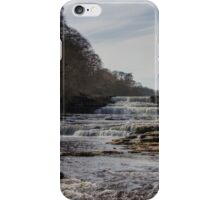 Aysgarth Falls iPhone Case/Skin