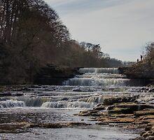 Aysgarth Falls by Derek Corner