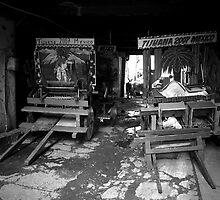Donkey Carts - Tijuana, Mexico - 2007 by Arturo Rubio