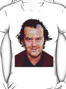 JACK NICHOLSON THE SHINING GRAPHIC ART TSHIRT T-Shirt